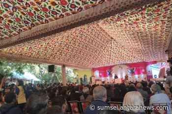 KBRI Delhi ikutsertakan Indonesia di Jaipur Literature Festival - Palembang