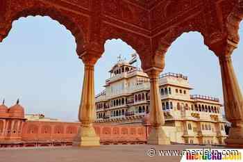Foto : Mengintip Keindahan City Palace Jaipur yang Berusia Tiga Abad - merdeka.com
