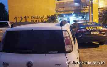 Homem é preso com carro adulterado em Casimiro de Abreu - Clique Diário