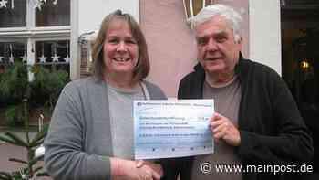 Spendenaktion in Prichsenstadt für Station Regenbogen - Main-Post
