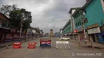 Pembatasan Kembali Diberlakukan di Srinagar Kashmir - minanews