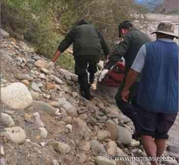 Hallaron el cuerpo de Magdiel Ledezma cerca de Sorata - Pagina Siete
