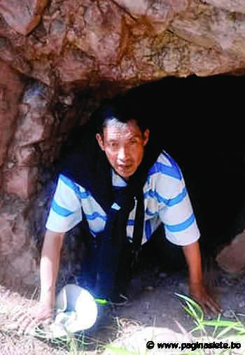El papá de Magdiel lidera la búsqueda de su hija en Sorata - Pagina Siete