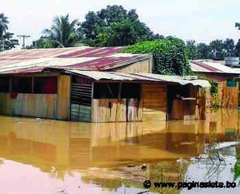 Hay inundaciones en 2 regiones; Sorata y Charazani en emergencia - Pagina Siete
