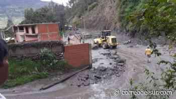 Tres jóvenes desaparecen tras una riada en Sorata - Correo del Sur