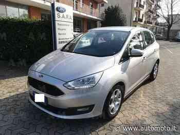 Vendo Ford C-Max 1.5 TDCi 120CV Start&Stop Plus usata a Airasca, Torino (codice 7030653) - Automoto.it