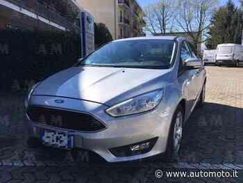 Vendo Ford Focus 1.5 TDCi 95 CV Start&Stop Plus usata a Airasca, Torino (codice 7030655) - Automoto.it