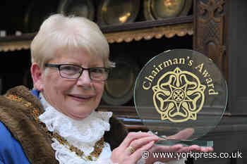 Nominations open for 2020 East Riding of Yorkshire Council Chairman's Awards - York Press