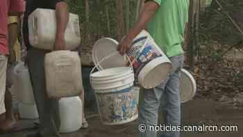 Emergencia en Aguachica, Cesar, por falta de agua - Noticias RCN