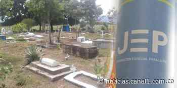 JEP ordena medidas cautelares para el cementerio de Aguachica, Cesar - Canal 1