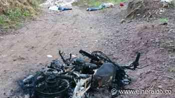 Asesinan a dos hombres en zona rural de Aguachica - El Heraldo (Colombia)
