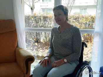 Seine-et-Marne. Handicapée, une habitante de Vaires-sur-Marne appelle à la solidarité - actu.fr