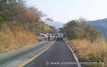 Bloquean carretera federal Iguala-Ciudad Altamirano - El Sol de Acapulco
