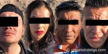 Son detenidos con arma e inhibidor de señal, en Atitalaquia - Criterio Hidalgo