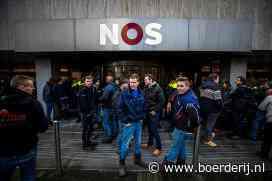Nieuwsfoto's: protesterende boeren zijn overal - Boerderij
