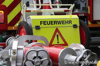 Dachstuhlbrand in Everswinkel - Radio WAF