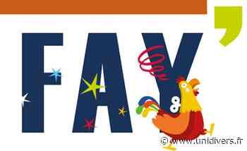 Fay'stival 20 mai 2020 - Unidivers
