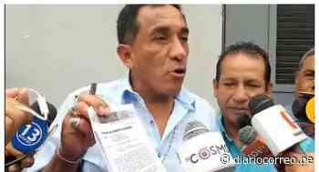 Alcaldes de Ascope realizan protesta por posible cierre de Complejo Policial de Paiján (VIDEO) - Diario Correo