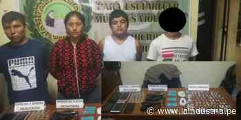 Capturan a presuntos asesinos de tío y sobrina que murieron en Ascope - La Industria.pe
