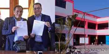 La Libertad en breve: autoridades de Ascope discrepan por presupuesto de obra - La Industria.pe