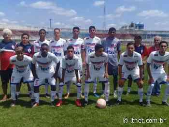 Tricolor Sub-17 enfrenta hoje o Olímpico de Itabaianinha pelas oitavas de final do Campeonato Sergipano - Portal Itnet