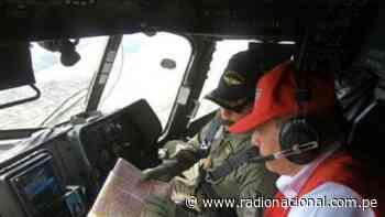 Ministro de Defensa visitó zonas afectadas por lluvias en provincia de Cajabamba - Radio Nacional del Perú