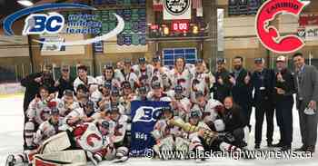 Cariboo Cougars to play Winter Classic in Fort St. James this weekend - Alaska Highway News