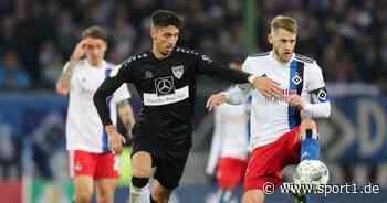 Hamburger SV: Kapitän Aaron Hunt fehlt in Osnabruck - SPORT1
