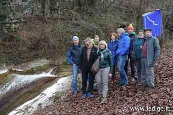 """Mattarello: sul rio Stolzano la """"protesta dei pesci di fiume"""" per difendere la biodiversità - l'Adige - Quotidiano indipendente del Trentino Alto Adige"""