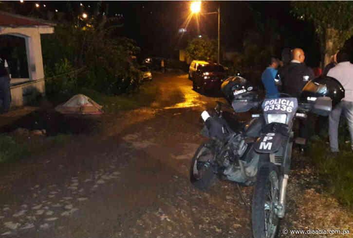 La mataron por un celular en Río Rita Norte, hijo de un pastor está implicado - Día a día