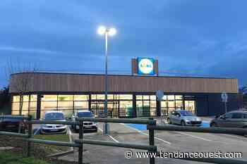 Lidl installe son nouveau concept de magasin - Tendance Ouest