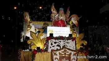Desfile de Navidad cautivó a chicos y grandes en Santiago de Veraguas - TVN Panamá