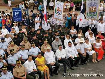Santiago de Veraguas celebra 116 años de Adhesión al Movimiento Separatista - En Segundos