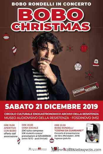 Bobo Rondelli a Fosdinovo, cena e concerto col cantautore livornese - Città della Spezia