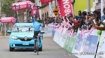 Vuelta Colombia: Brandon Rivera vence en Socha - Zikloland