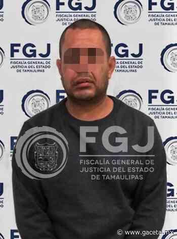 Dictan formal prisión contra Julio César por secuestro agravado en Ciudad Mante - Gaceta Tamaulipas