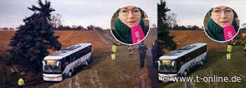 Thüringen: Zwei Kinder sterben bei Schulbusunfall in Berka vor dem Hainich - t-online.de