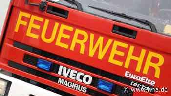 Berka: Feuerwerkskörper setzt Räucherschrank in Brand | Katlenburg-Lindau - HNA.de