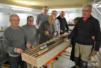 Seine-et-Marne. Les modélistes ferroviaires de Lizy-sur-Ourcq, de vrais passionnés - actu.fr