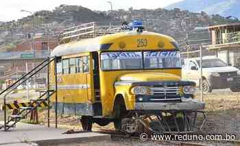Buscarril suspende salidas a Aiquile - Red Uno de Bolivia