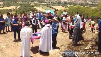 Aiquile recuerda aniversario y los 201 años de la Batalla de Tenería - Opinión Bolivia