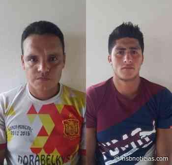 Presuntos integrantes del Eln fueron capturados en Sácama, Casanare | HSB Noticias - HSB Noticias