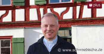 Michael Stork über seine Vorhaben in Ertingen - Schwäbische