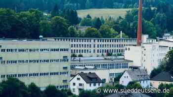 Oberfranken - Was tun, wenn mitten im Ort eine Fabrik leer steht? - Süddeutsche Zeitung