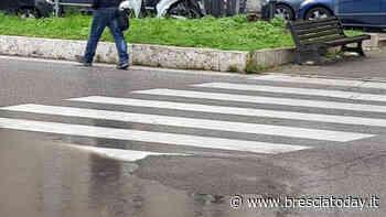 Investita da un'auto sulle strisce pedonali: ragazza portata in ospedale - BresciaToday