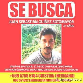 Se refuerza búsqueda de joven desaparecido en Potrero Grande - El Centro