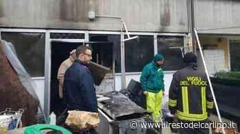 Incendio in casa a San Giovanni in Persiceto, si rifugia sul balcone - il Resto del Carlino
