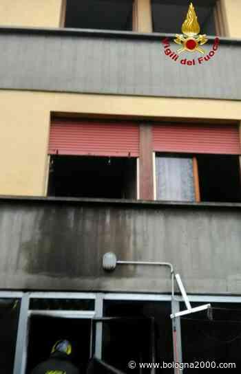 Incendio in villetta a schiera a San Giovanni in Persiceto - Bologna 2000