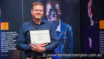The Blaxland High program that teaches valuable skills, helps others and wins awards - Fairfield City Champion