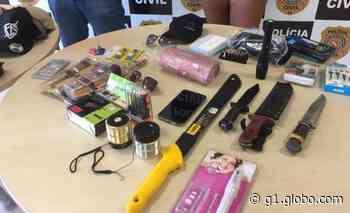 Dupla é presa por roubo à loja de eletrônicos em Abaetetuba, no PA - G1